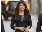 Priyanka Chopra Gets Back To Work After Injury