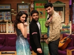 Shraddha Kapoor Lost Her Cool On The Sets Of Kapil Sharma Show