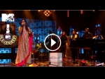 Shreya Ghoshal Sings Deewani Mastani In Mtv Unplugged Season 6 Watch Video