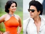 Sunny Leone Mimmics Shahrukh Khans Raees Dialogue