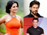 Sunny Leone Talks About Shahrukh Khan And Salman Khan