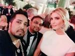 Mika Singh Attends Donald Trump Pre Inaugural Dinner