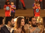 Video Of Aaradhya Bachchan And Azad Rao Khan Dancing Together At Their School Annual Day