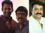 Vishal To Join Mohanlal B Unnikrishnan Project
