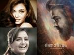 Mohanlal S Randamoozham Who Will Portray Draupadi Aishwarya Rai Bachchan Or Manju Warrier