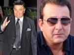 When Sanjay Dutt Thought Rishi Kapoor Having Affair Tina Munim