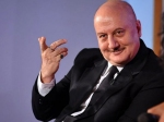 Anupam Kher Heads To Cape Town For An Exciting Project