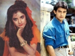 Flashback When Divya Bharti Cried Because Of Aamir Starry Attitude Salman Came To Her Rescue