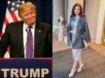 Evelyn Sharma Speaks At The National Prayer Breakfast With Donald Trump In Washington Dc