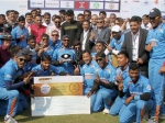 India Wins T20 World Cup For Blind And Shahrukh Khan And Hrithik Roshan Congratulated The Boys