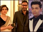 Karan Johar Reveals Everything About The Abusive Phone Call Of Ajay Devgn