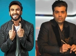 Ranveer Singh In Karan Johar S Next