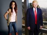 Lindsay Lohan Swims Against Tide Urges People To Support Donald Trump
