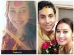 Kayamath Actress Panchi Bora Gets Married Pics