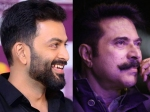 Prithviraj Opens Up About Clash With Mammootty S Karnan