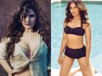 Richa Chadha Walks Midway While Zareen Khan Spoke To The Media For Furrentines Day