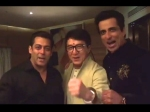 Salman Khan Sonu Sood S Hindi Chini Bhai Bhai Moment With Jackie Chan
