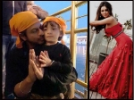 Shahrukh Khan Abram Visited The Golden Temple Because Of Gauri Khan Pictures