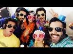 Sharad Malhotra Celebrates Pooja Bisht Birthday In Govinda Style