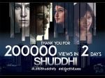 Shuddhi Trailer Gets A Colossal Response