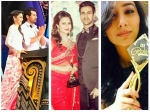 Zee Rishtey Awards Sriti Shabbir Krystal Divyanka Tripathi Bag Awards Zra Winners List