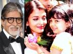 Aaradhya Bachchan Surprised Amitabh Bachchan Mature Thinking Restaurant Valentines Day