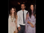 Mehr Jessia Leaves A Party After Ugly Fight With Sussanne Khan