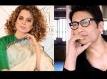 Shekhar Suman Thrashes Kangana Ranaut Tells Her To Shut Her Mouth