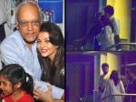 Aishwarya Rai Spotted Hospital With Abhishek Bachchan Father Krishna Raj Rai Serious