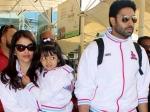 Abhishek Bachchan Argues With Aishwarya Rai As He Wants To Launch Aaradhya Bachchan As A Child Star