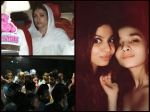 Aishwarya Rai Bachchan Teary Eyed Pictures From Father Funeral Go Viral Alia Bhatt Sister Gets Upset