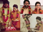 Bhavana Gets Engaged To Kannada Producer Naveen