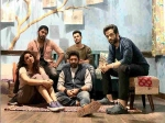 Golmaal Again Arshad Parineeti Tusshar Kunal Pose For A Pic Post A Tiring Day
