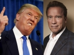I Think Trump Is In Love With Me Says Arnold Schwarzenegger