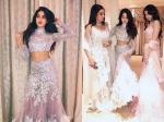 Jhanvi Kapoor And Khushi Kapoor Look Like Beautiful Princesses