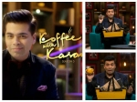 Karan Johar Reveals Whats There In Koffee Hamper Koffee With Karan