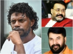 Mammootty Mohanlal And Others Who Reacted To Vinayakan And Others Winning Kerala State Film Awards
