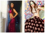 Hina Khan Mouni Roy Rytasha Rathore To Perform Holi Special Video Pics