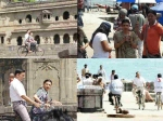 Padman Pictures Akshay Kumar Radhika Apte Shoot A Romantic Song
