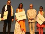 President Pranab Mukherjee Watches Rahul Bose Directorial Poorna