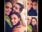 Rani Mukerji Birthday Party Inside Pictures She Looks Damn Beautiful