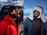 Ranveer Singh Holidays In Switzerland