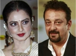 Rekha Secretly Married To Sanjay Dutt Says Biographer Yasser Usman