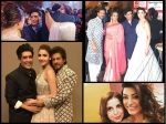 Shahrukh Khan Anushka Sharma Walk The Ramp For Manish Malhotra For Mijwan Summer 2017 Pictures