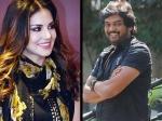 Sunny Leone Praises Director Puri At Rogue Audio Launch