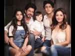 How Shahrukh Khan Sepnds Perfect Day With Aryan Suhana Abram