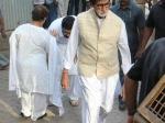 Bollywood Celebs Attend Vinod Khannas Last Rites