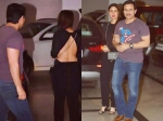 Even Saif Ali Khan Cant Stop Drooling Over Kareena Kapoors Back