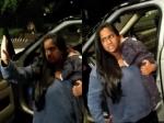 Angry Arpita Khan WARNS Photographers Not To Click Pics, 'My Baby Is Sleeping'!