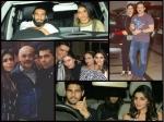 Deepika Padukone Ranveer Singh Party Together With Alia Sidharth Kareena Kapoor At Karan Johar House